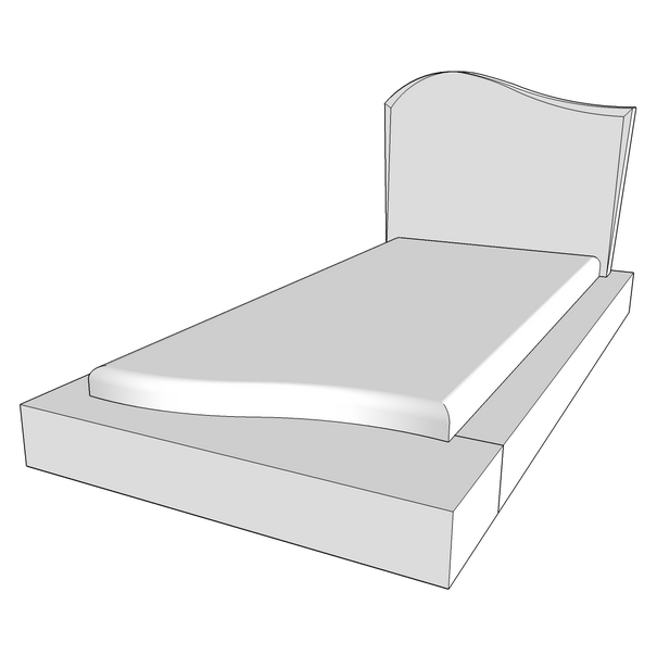 pierre tombale cara e. Black Bedroom Furniture Sets. Home Design Ideas