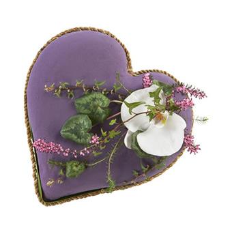 Assez Fleurs de deuil et compositions florales pour enterrements   E  MW64