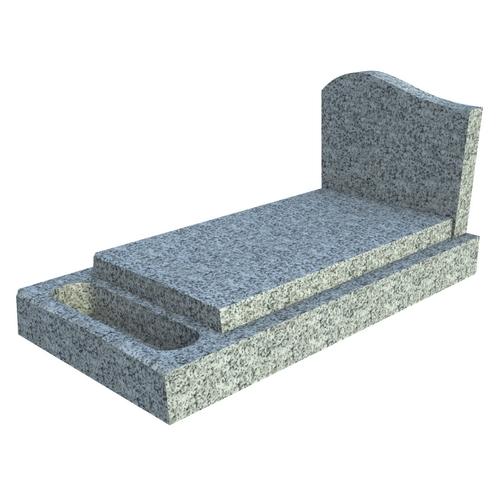 pierre tombale dana e. Black Bedroom Furniture Sets. Home Design Ideas