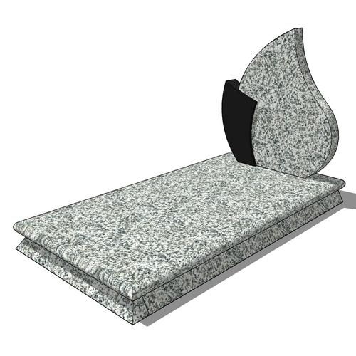 pierre tombale flamenco e. Black Bedroom Furniture Sets. Home Design Ideas