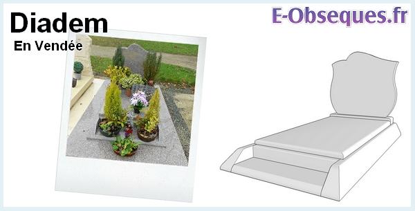 pose de pierre tombale dans le 85 vend e e. Black Bedroom Furniture Sets. Home Design Ideas